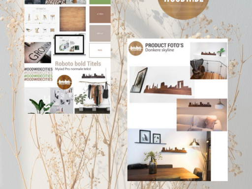 Woodwidecities branding en fotografie